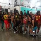Aula de dança com prof Netinho
