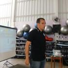 Curso de capacitação -  Tema: Fisiologia do Exercício e Método de Treinamento com o professor Me. Marcelo