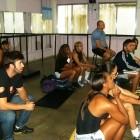 Curso de capacitação -  Tema: Cinesiologia e Medidas de avaliação com o professor Me. Márcio Lácio