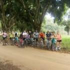 Primeira pedalada Cia do Corpo - abril/2014